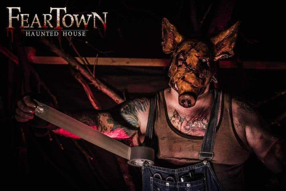FearTown Haunted House Will Not Open in 2020!