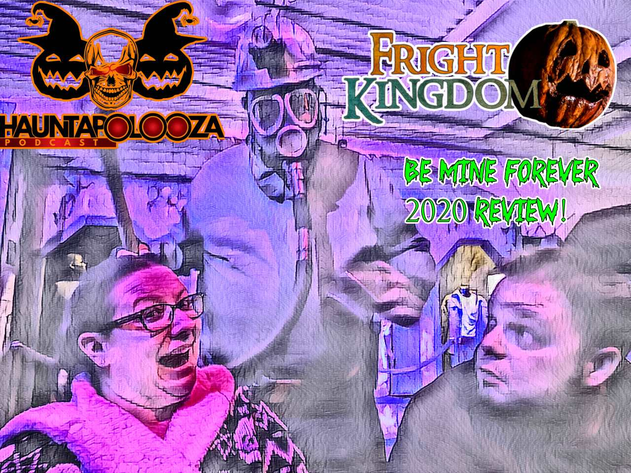 Fright Kingdom: Be Mine Forever 2020 REVIEW!